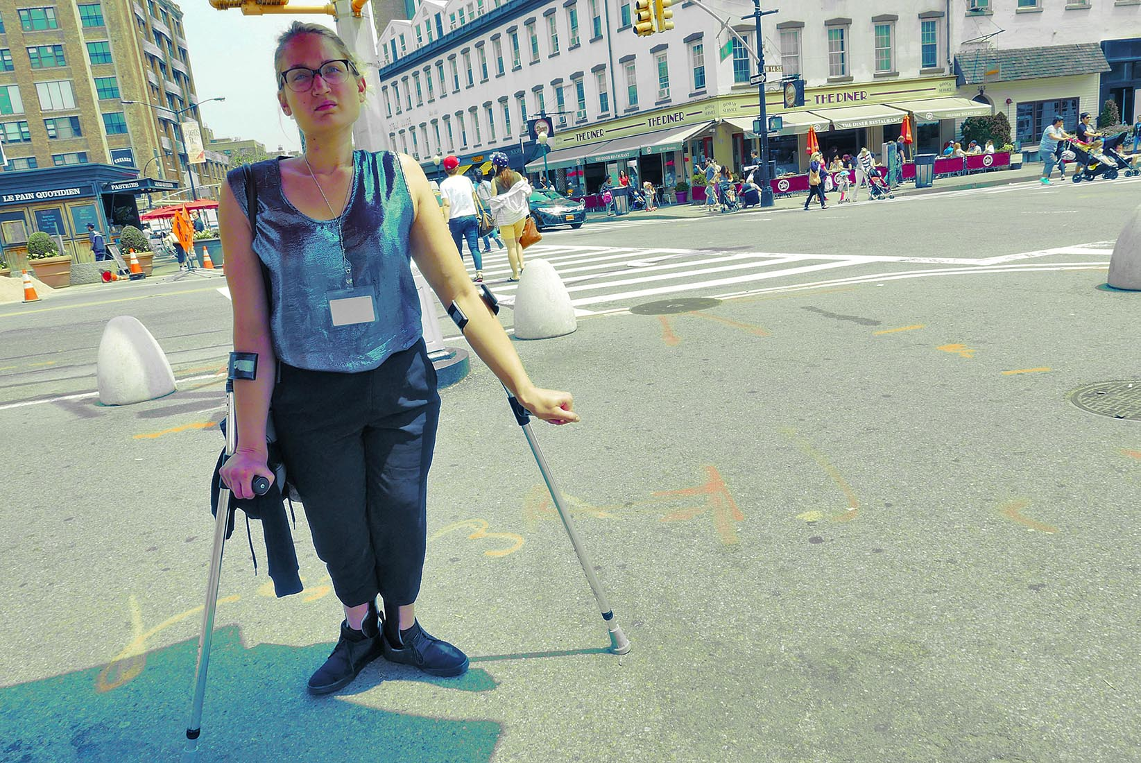 Living with Disability - Madison
